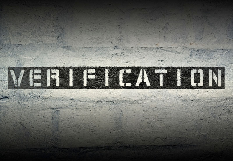 Verification of Identity and Residency - Driver's License