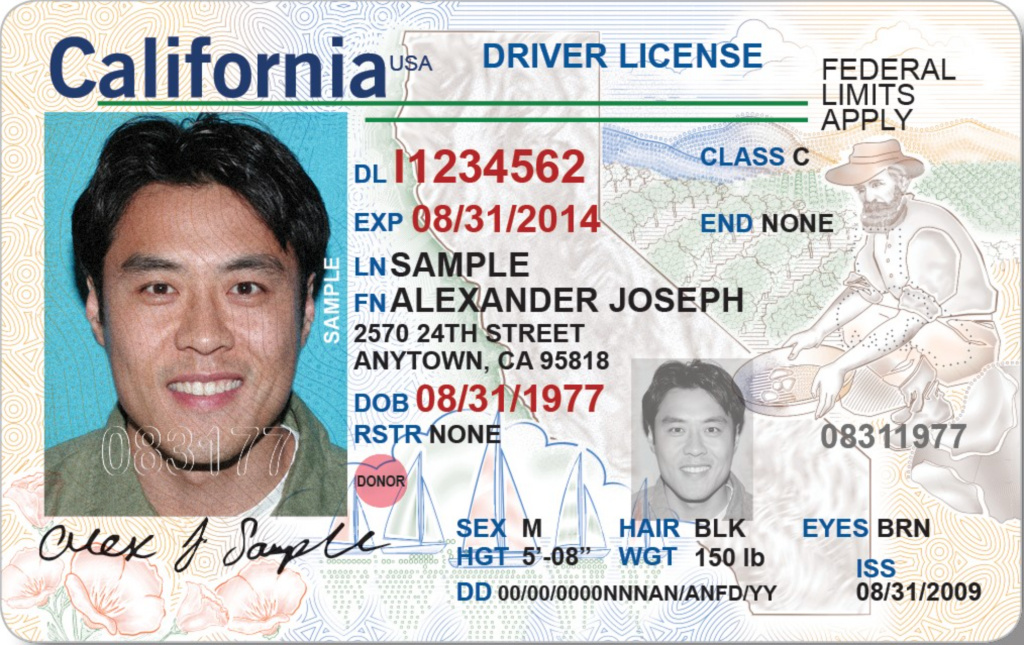 CA Drivers License Required for Firearm and Ammo Purchase